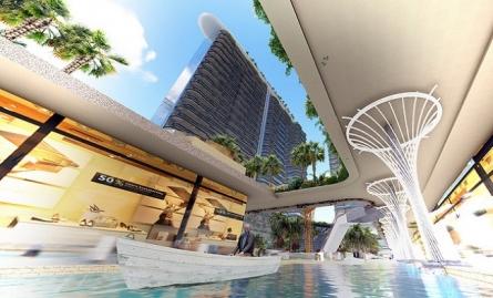 Khám phá sự khác biệt từ trải nghiệm đa chiều tại Sunshine Marina Nha Trang