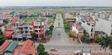 Khu Đô Thị Hà Phương