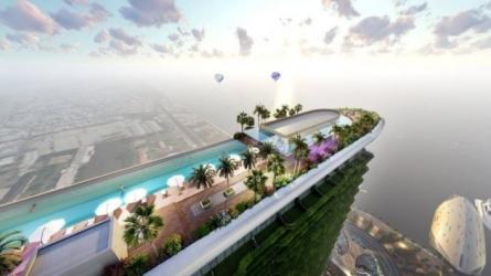 Marina Bay Nha Trang đón sóng đầu tư với mô hình Integrated Resort