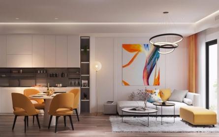"""Mở bán căn hộ """"sống chất"""" Le Grand Jardin với giá bán trong tầm tay"""