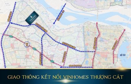 Vinhomes Đan Phượng-Vinhomes wonder Park: Biệt thự ,Liền kề shophouse kinh doanh