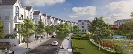 Vì sao Đan Phượng thu hút nhiều dự án bất động sản lớn?