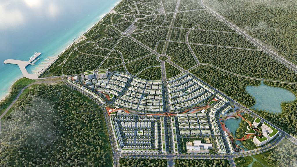 Tại sao mô hình đô thị đảo Meyhomes Capital Phú Quốc lại hút khách đến vậy?