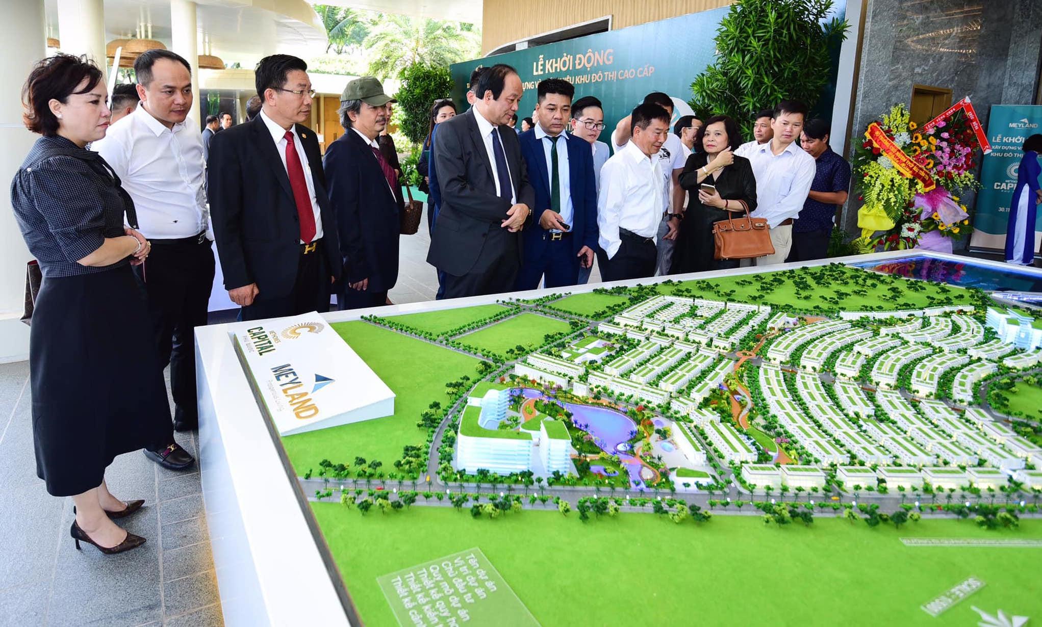 Thiết kế biệt thự, liền kề dự án Meyhomes Capital Phú Quốc