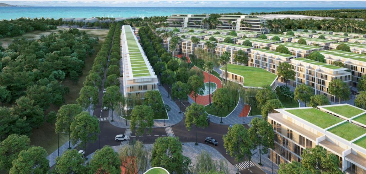 Tiện ích dự án Meyhomes Capital Phú Quốc