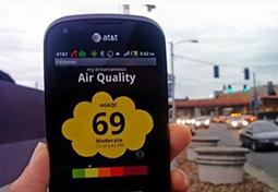 vinhomes smart city hệ thống cảnh báo ô nhiễm môi trường