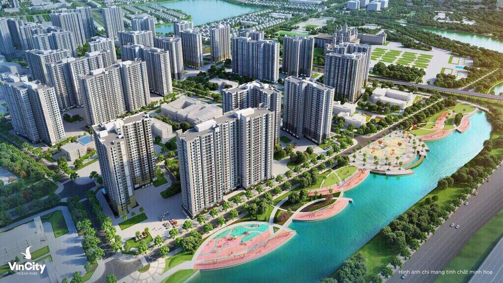Các dự án VinCity sẽ được xây dựng theo mô hình đẳng cấp Singapore
