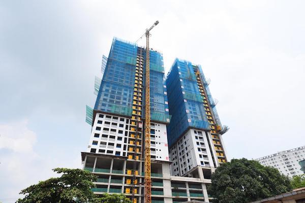 Doanh nghiệp địa ốc chưa có kế hoạch ra dự án mới