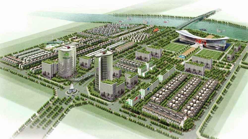 Hà Nội: Duyệt quy hoạch 1/500 đô thị Vinhomes Wonder Park hơn 133ha của Vingroup