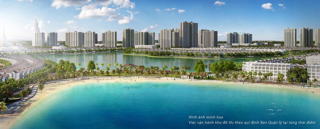 Hé lộ về dự án khu công viên vui chơi safari 1,5 tỷ USD đối diện đại đô thị Vincity Ocean Park