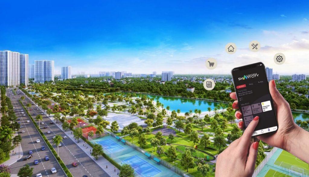 Một ngày trải nghiệm cuộc sống thông minh tại Vinhomes Smart City