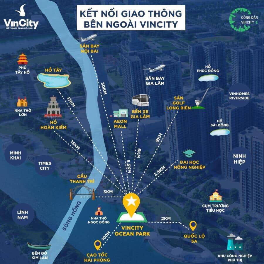 Mức giá chung cư VinCity Ocean Park Gia Lâm có đắt hay không?