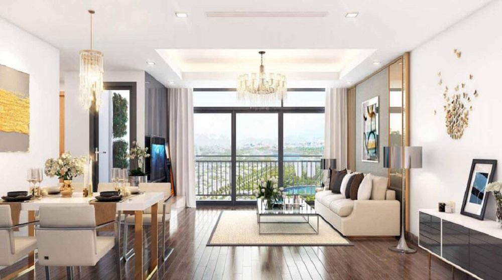 Nhà mẫu VinCity Hà Nội – Khám phá căn hộ kiểu mẫu Singapore hiện đại