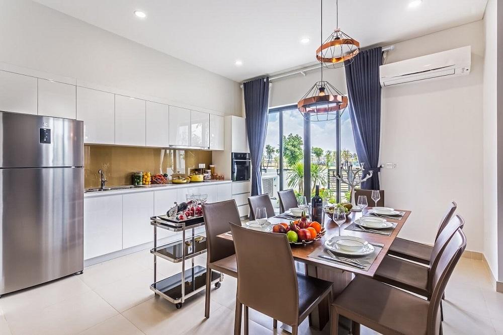 Nội thất cao cấp của căn hộ chung cư VinCity Sportia Tây Mỗ – Đại Mỗ