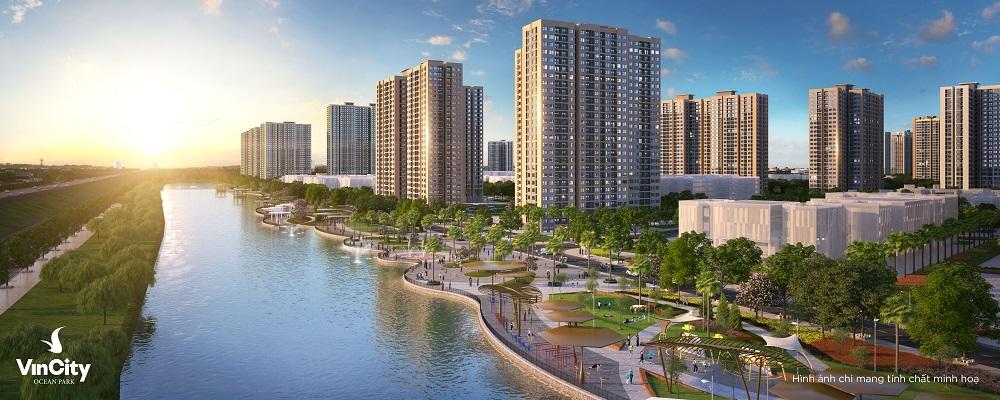 Sở hữu căn hộ cao cấp VinCity Ocean Park chỉ với mức giá tầm trung!