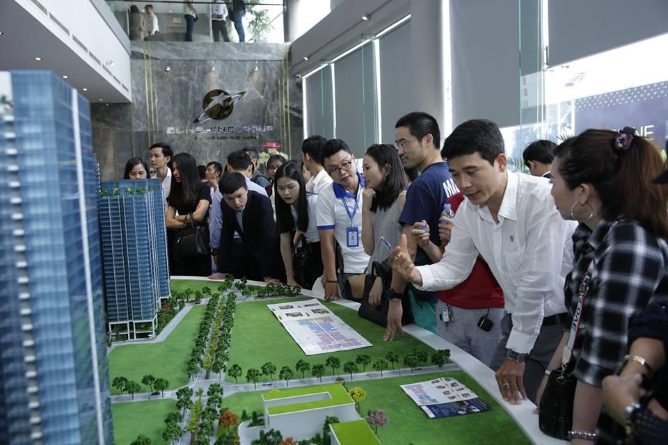 Sunshine City Sài Gòn hâm nóng thị trường bất động sản thành phố Hồ Chí Minh