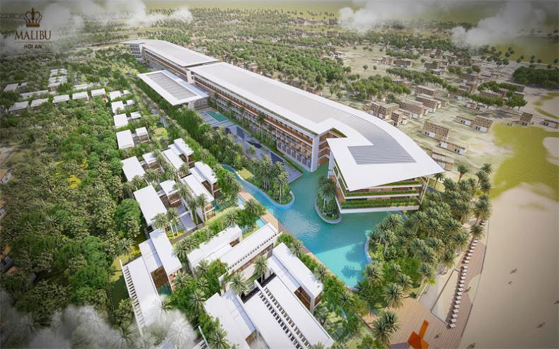 Tập đoàn nghỉ dưỡng Hoa Kỳ vận hành dự án bất động sản hạng sang tại Hội An