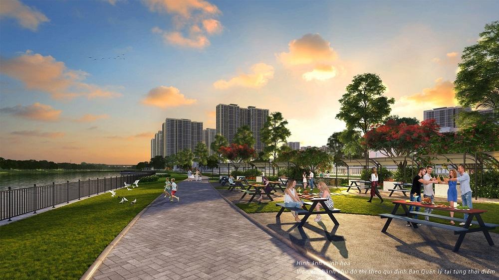 Tòa Park 17 VinCity Ocean Park Gia Lâm – Thông tin chi tiết