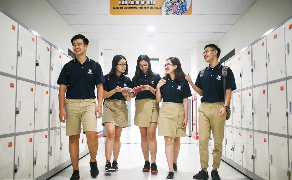 Trường học liên cấp VinSchool: Môi trường giáo dục quốc tế tại VinCity