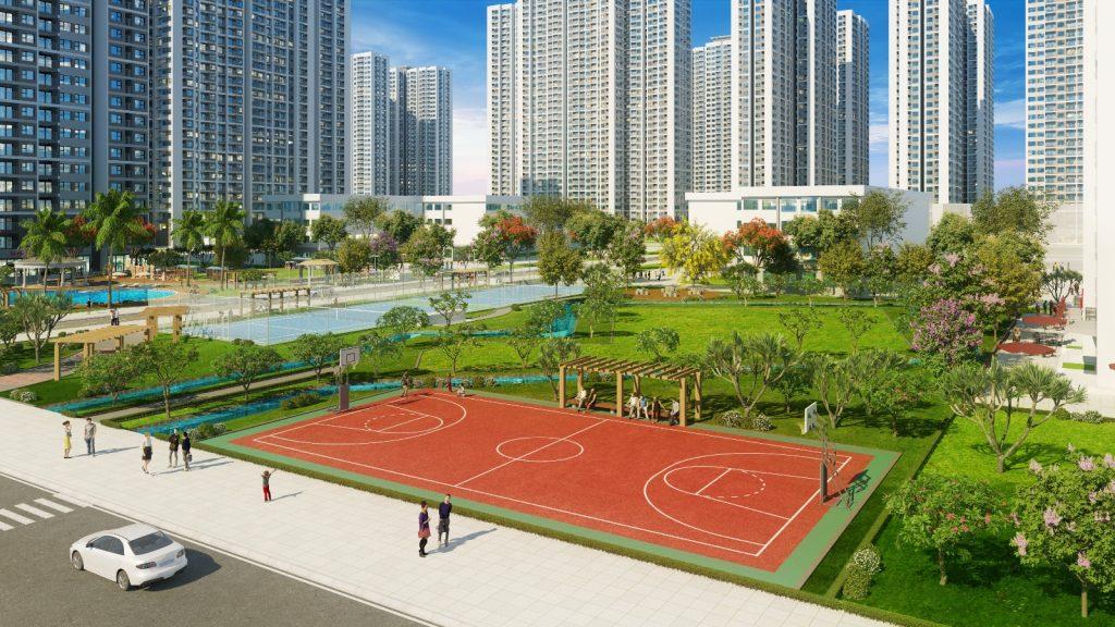Vincity Sportia Đại Mỗ – Tây Mỗ – Ý tưởng về đô thị nén phát triển bền vững