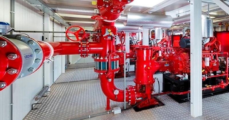 Vinhomes Ocean Park chú trọng đầu tư hệ thống phòng cháy chữa cháy