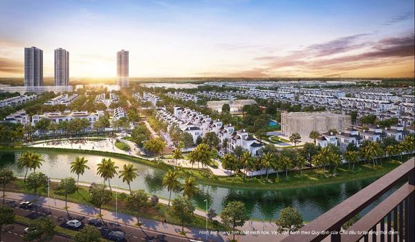 """Vinhomes Ocean Park ra mắt """"bộ ba tòa tháp quyền lực"""" S1.10, S1.11, S1.12 tạo sóng cho thị trường BĐS phía Đông"""