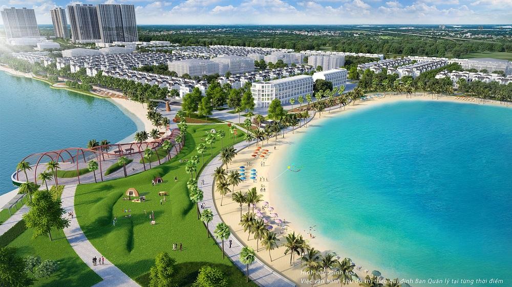 Vinhomes Ocean Park vinh dự nhận Giải Vàng tại Lễ trao giải Quy hoạch Đô thị Quốc gia (VUPA)