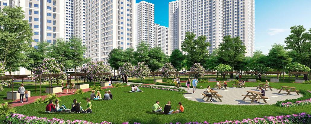 Vinhomes Smart City ưu ái các cư dân nhí với hệ thống tiện ích phong phú