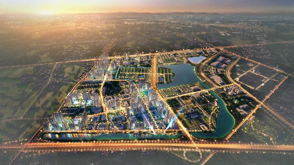 Xu hướng bất động sản mới – Khu đô thị vệ tinh VinCity