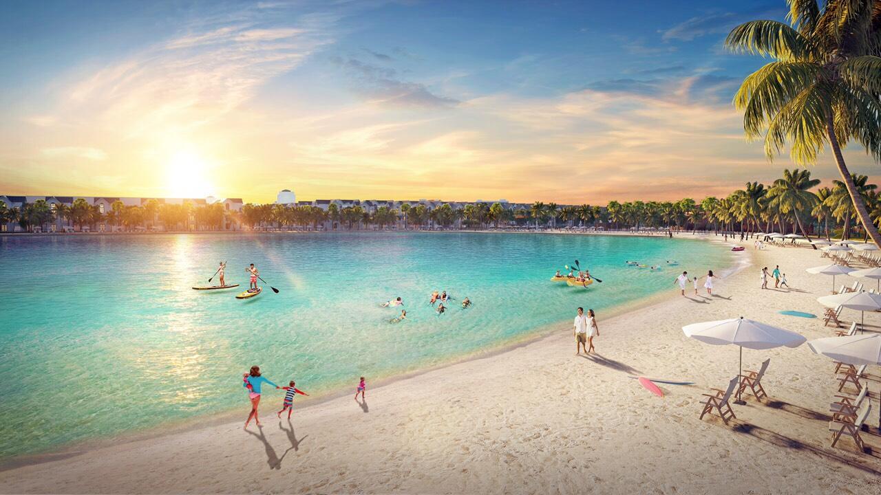 Xu hướng nghỉ dưỡng khu vực ven đô: Cơ hội cho nhà đầu tư Vinhomes Ocean Park